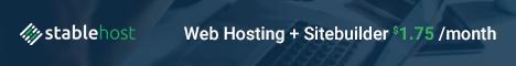 Affordable Web Hosting | StableHost